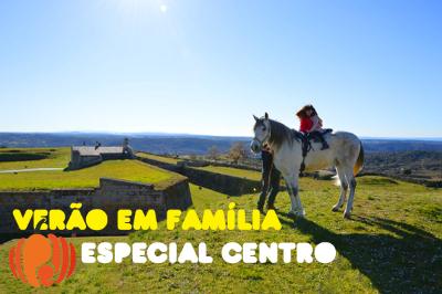 Especial Verão em família - ideias no Centro de Portugal