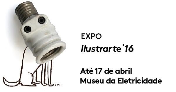 ILUSTRARTE - VII Bienal De Ilustração Infantil para a Infância
