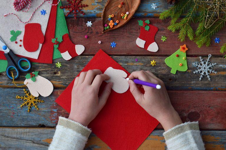 Trabalhos Manuais de Natal