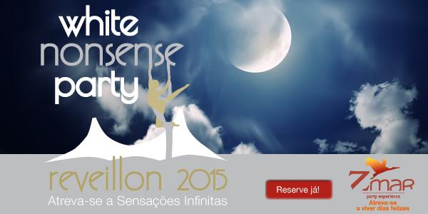 White Nonsense Party - Está preparado para A Festa do Ano no Zmar?