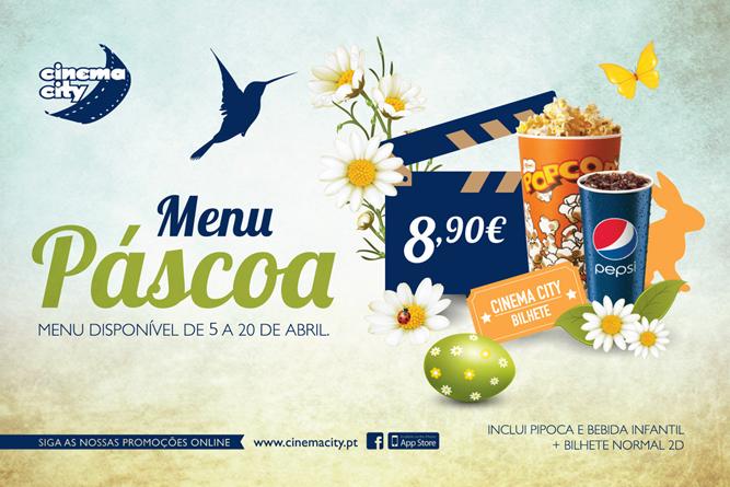 Menu Pascoa