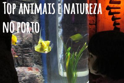 Top Animais e Natureza