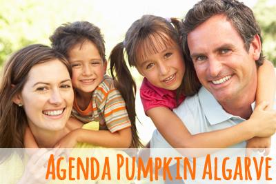 Agenda Pumpkin Algarve