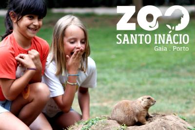 Férias no Zoo de Santo Inácio