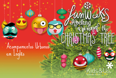 Férias Natal Kids & Us