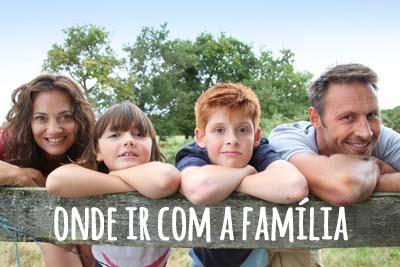 Sítios a Visitar com a Família