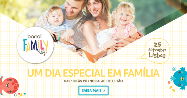 Barral Family Day  25 de Setembro | Lisboa