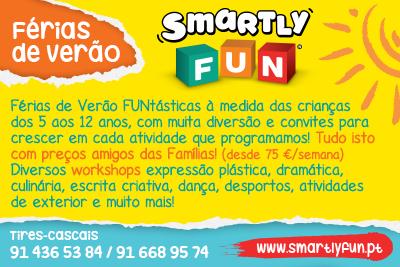 Smartly Fun - férias FUNtásticas!