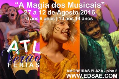EDSAE - A Magia dos Musicais