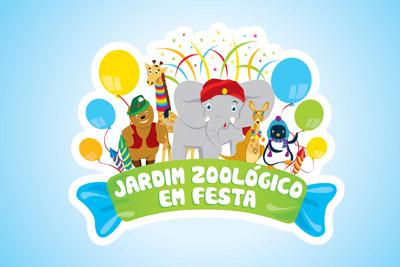 Jardim Zoológico - festas selvagens