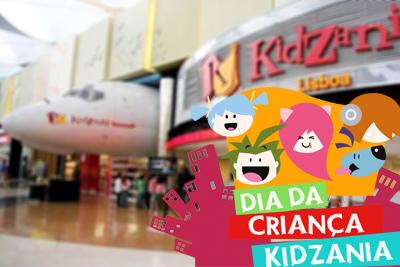 O Dia da Criança é na KidZania