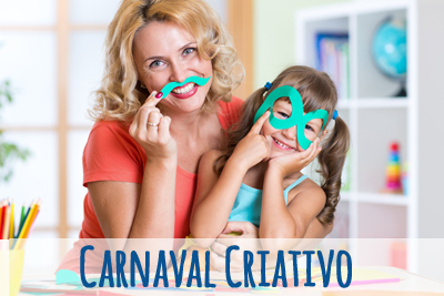 Ideias para um Carnaval criativo