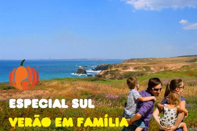 Especial Verão em Família - Sul