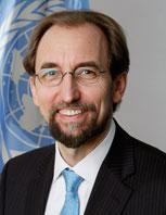 Photo - High Commissioner Zeid