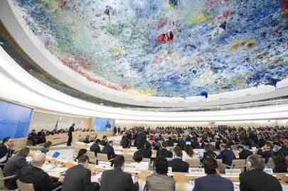 UN Photo: HRC25