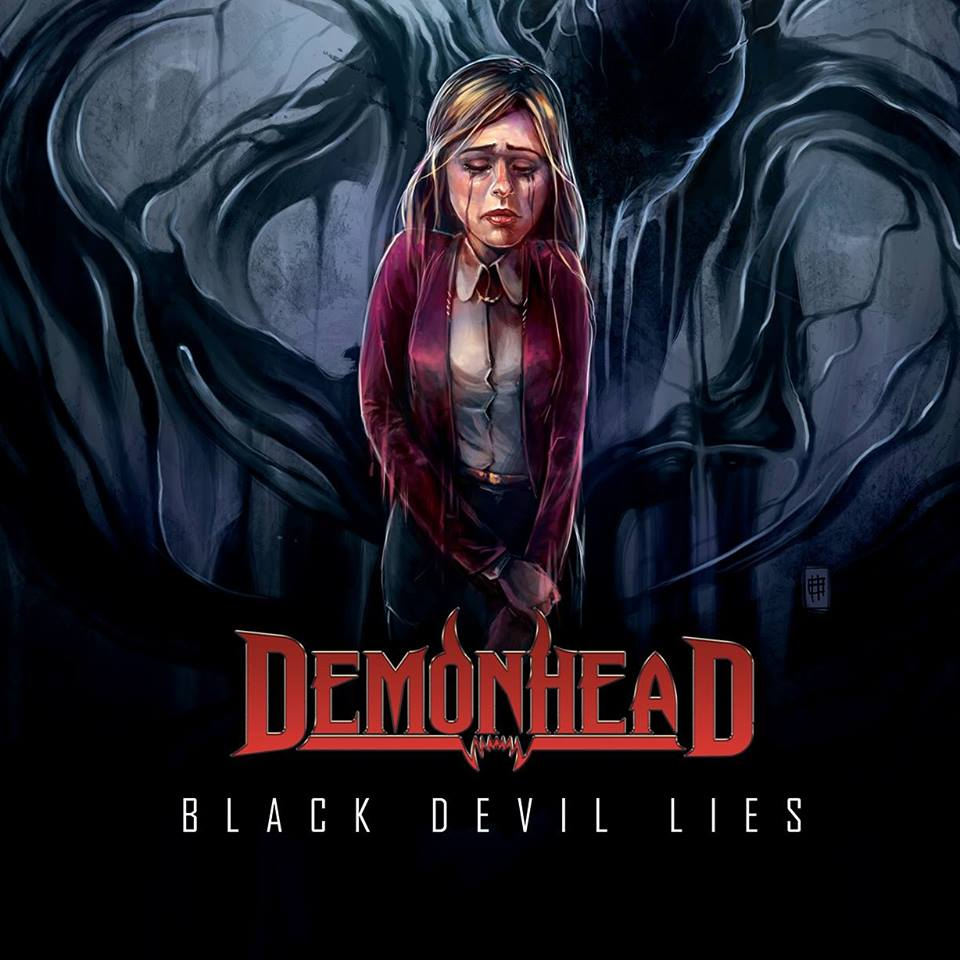 """Black Devil Lies"" Artwork"