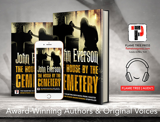 HOUSE BY THE CEMETERY is now available!