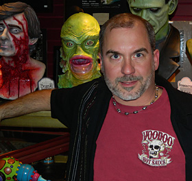 John Everson at Horrorbles