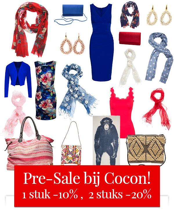 Pre-Sale bij Cocon!