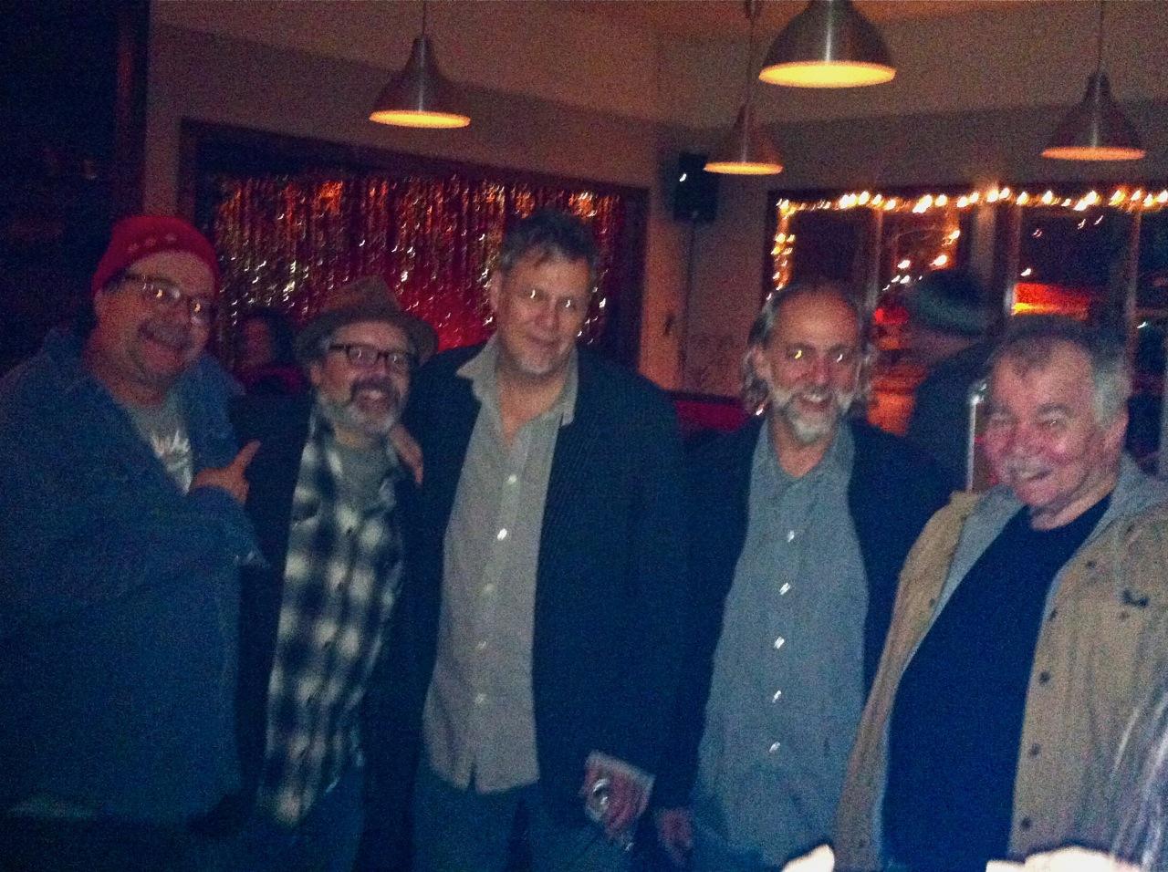 RB Morris Band w John Prine
