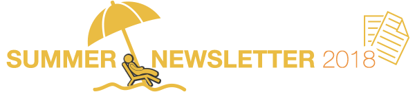 Summer NewsLetter 2018