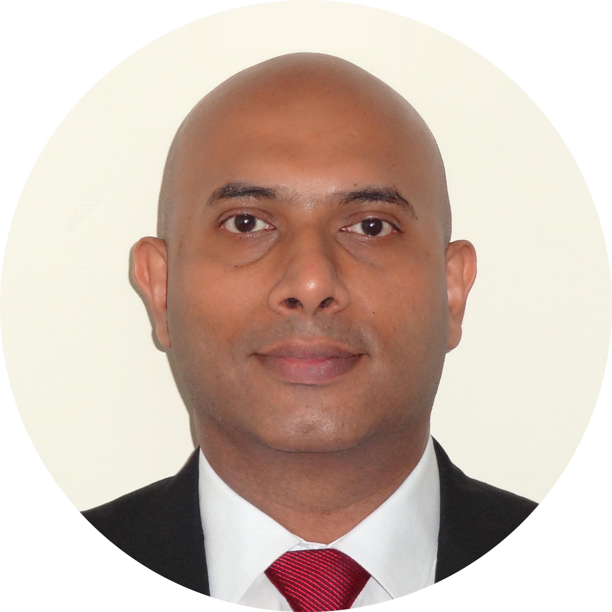 Dr. Ashish Mathew