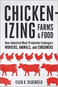 Chickenizing Farms and Food book cover image