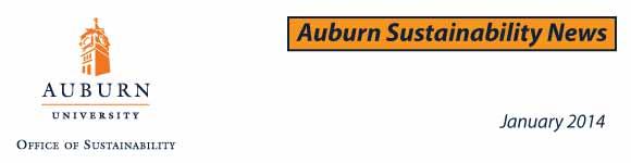 Auburn Sustainability News