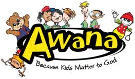 Awana because kids matter to God