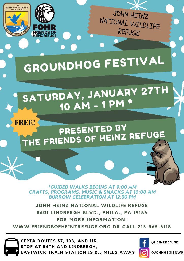 Groundhog Day Festival