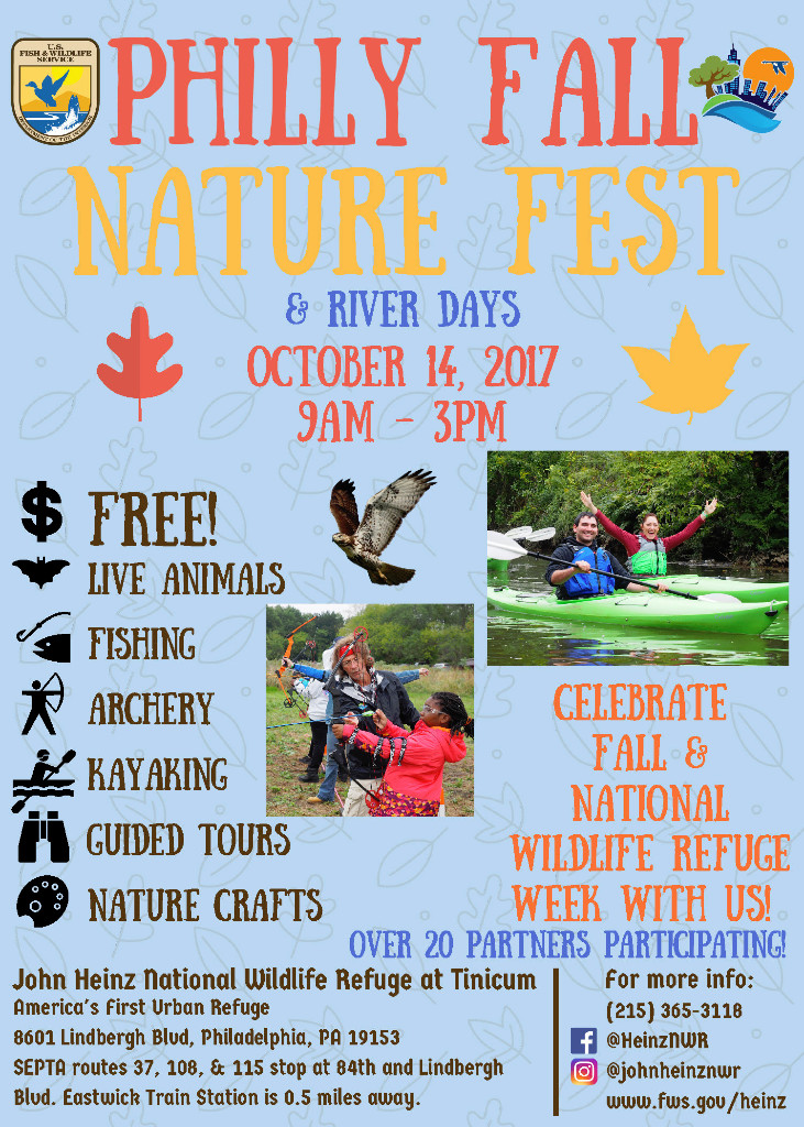 Philly Fall Nature Fest