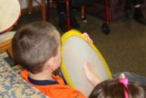 Drumming up information