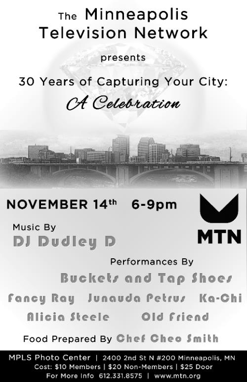 Celebrate 30 years of capturing Minneapolis!