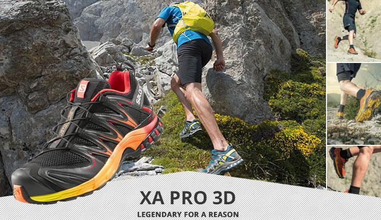 Výpredaj Salomon XA Pro 3D