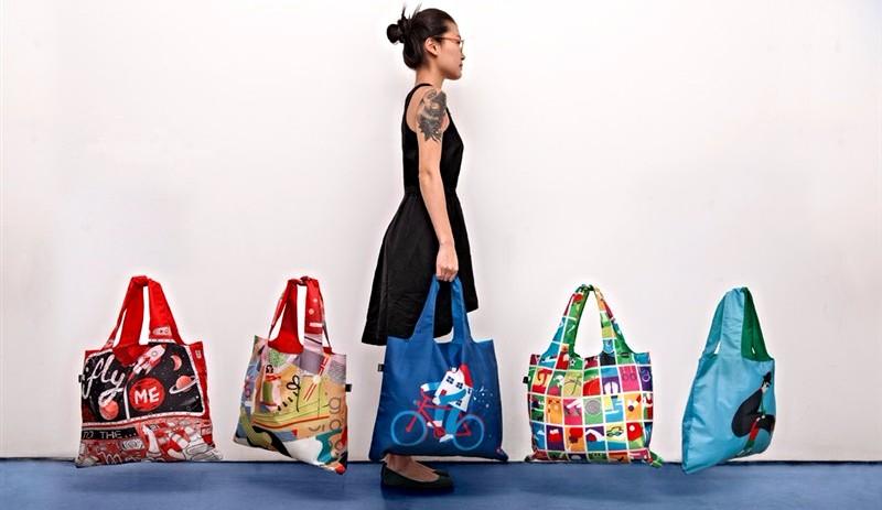 LOQI - veľa dizajnu na mini taške