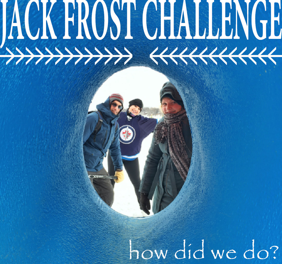 Jack Frost Challenge: how did we do?