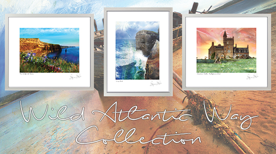 20% Off the 'Wild Atlantic Way' Collection