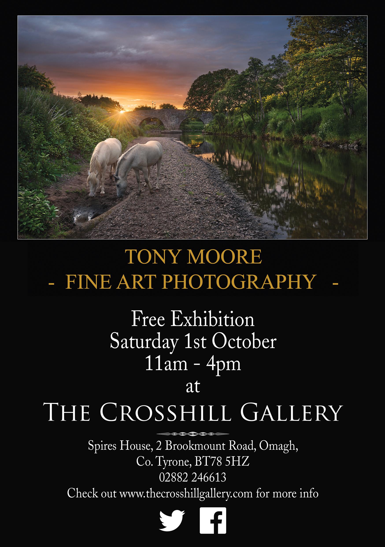 Tony Moore Fine Art Photography Exhibition
