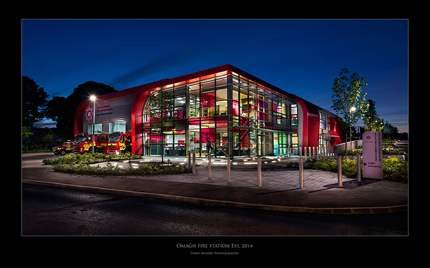 Omagh Fire Station