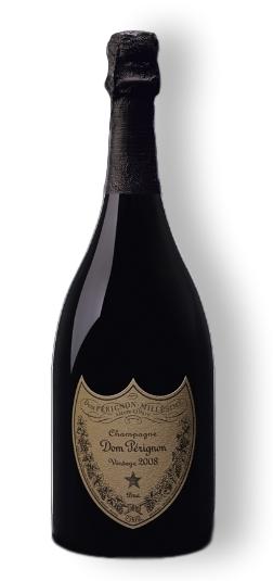 Dom Perignon 2008; Flasche; schwarz