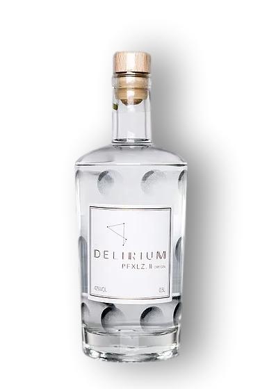 Flasche Delirium Gin