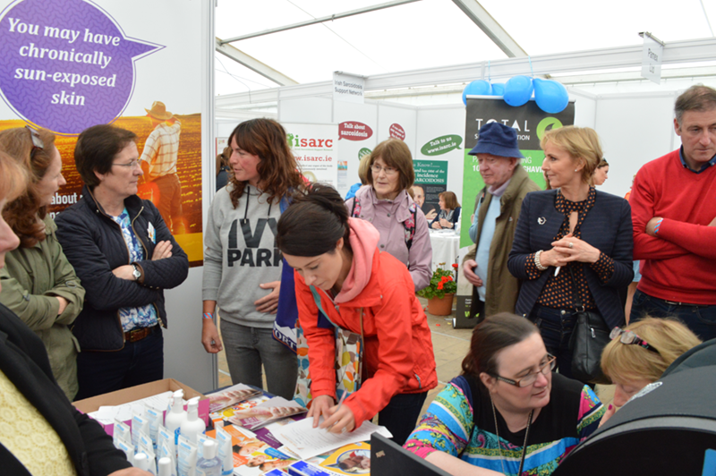 ISF at Ploughing Championships