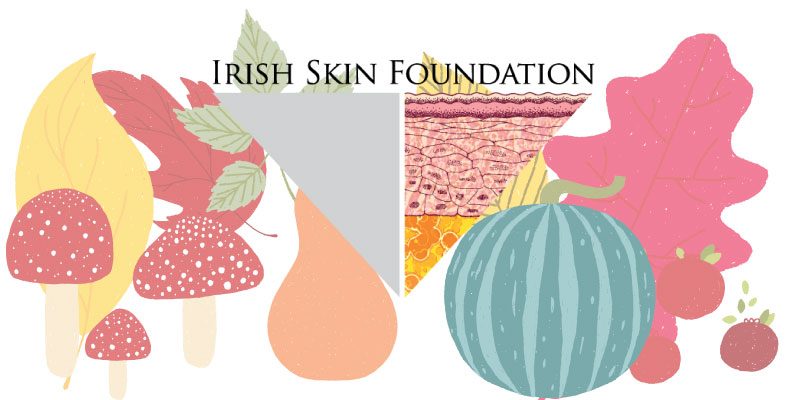 ISF Autumn Divider Graphic