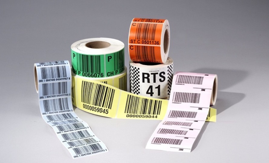 LPN Barcode Labels