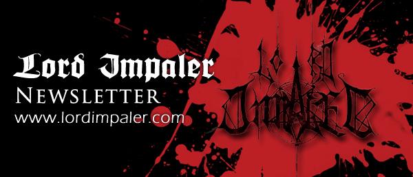 Lord Impaler newsletter