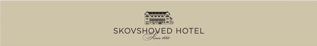 Logo og link til hjemmesiden for Skovshoved Hotel