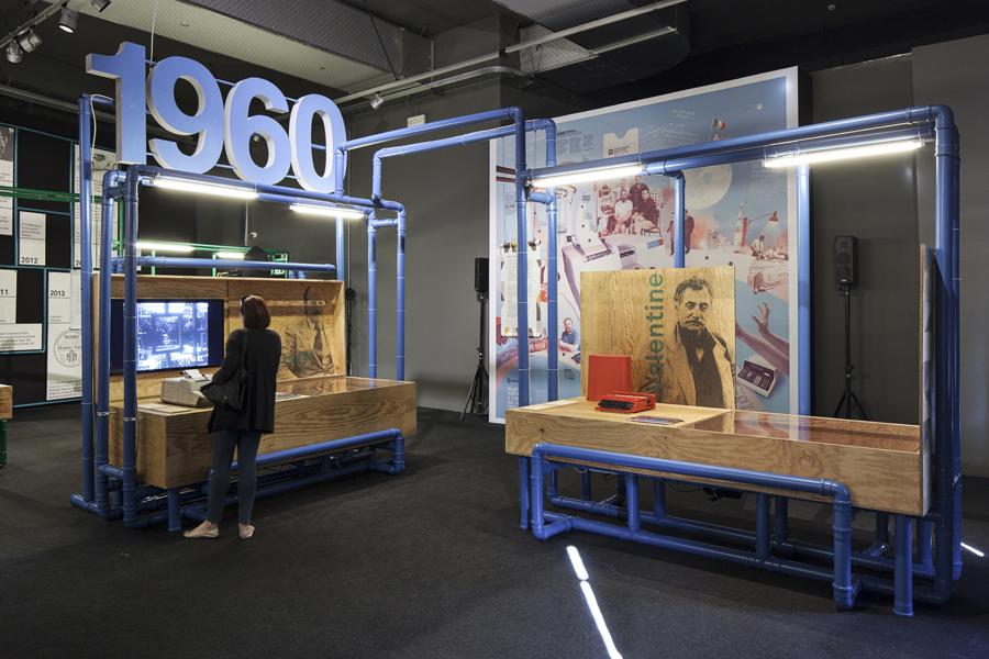 The Exhibition al Museo Nazionale della Scienza e della Tecnologia di Milano 2