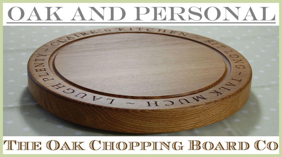 The Oak Chopping Board Co