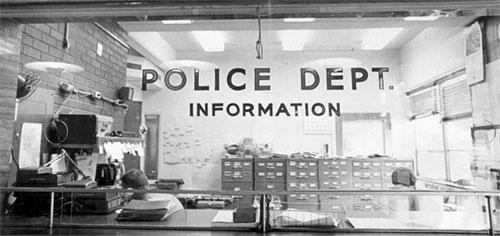 Denver Police Intelligence Files