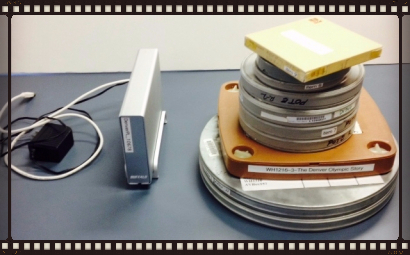 WH/G Archives Digitizes Old Colorado Film Footage